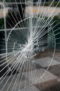 Security Safety Glass