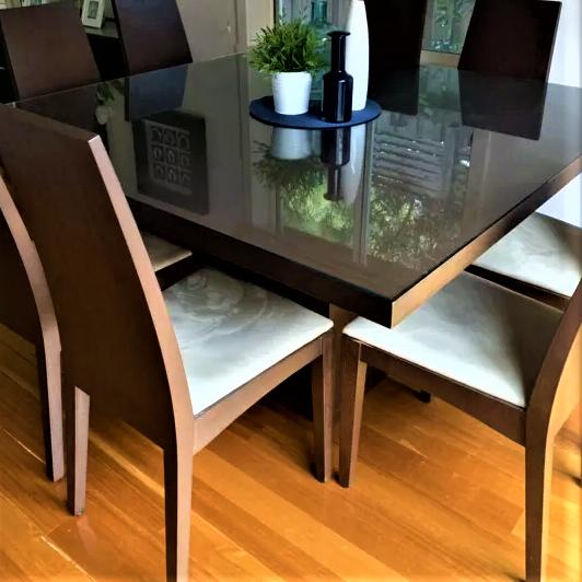 Glass Table Tops Sydney Custom Made Valiant Glass Sydney